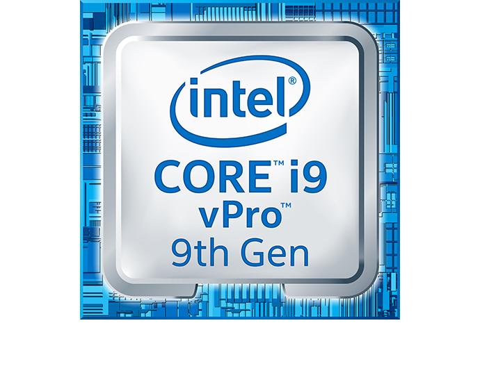 Intel 9th Gen i9 vPro
