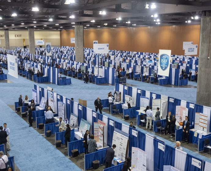 Intel International Science and Engineering Fair 2019: Inspiring the