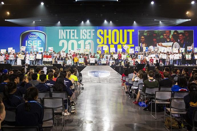 Intel ISEF 2019 3s