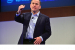 Bob Swan, Intel's chief executive officer, speaks at the 2019
