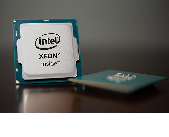 Intel Xeon E processors 1