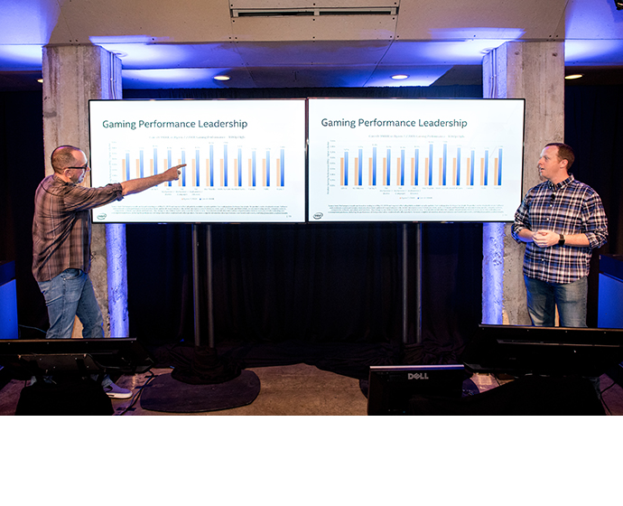 Intel Gaming Performance Workshop 1