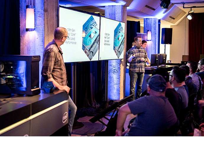Intel Gaming Performance Workshop 2