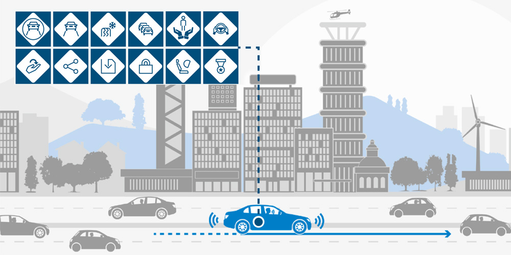 Intel and Auto Industry Leaders Publish New Automated Driving Safety Framework | Intel Newsroom