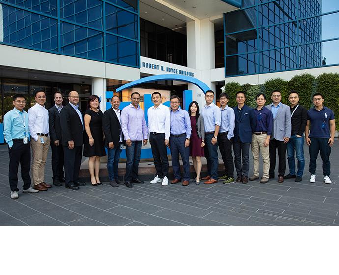 Intel Baidu 1