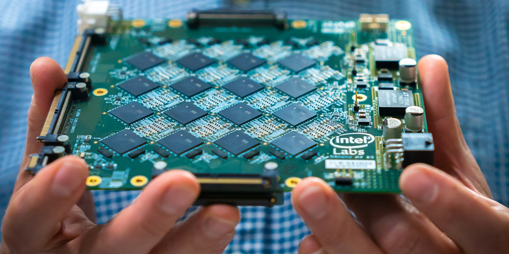 Intel's Pohoiki Beach, a 64-Chip Neuromorphic System, Delivers ...