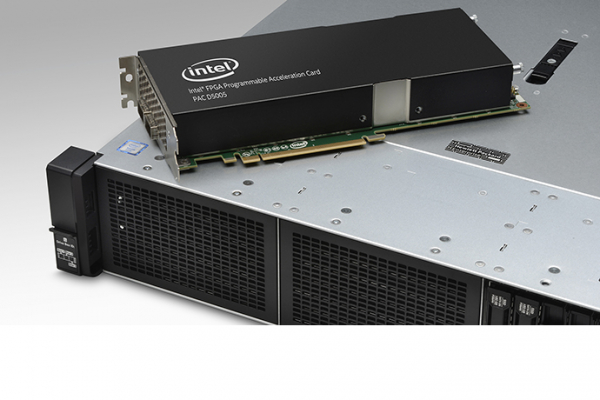 Intel Expands Workload Acceleration with Hewlett Packard