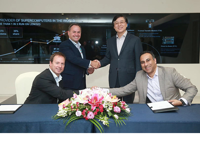 Lenovo and Intel Announce Multiyear Global Collaboration to Extend