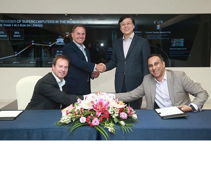 Intel Lenovo MOU Signing 1