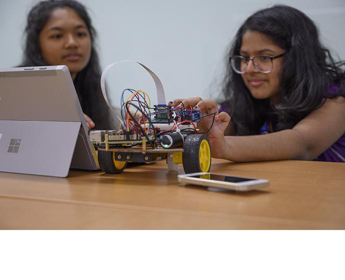 Intel STEAM Camp 2