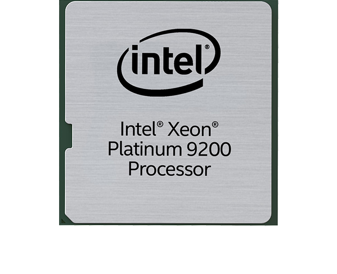 Intel Xeon Platinum 9200 1