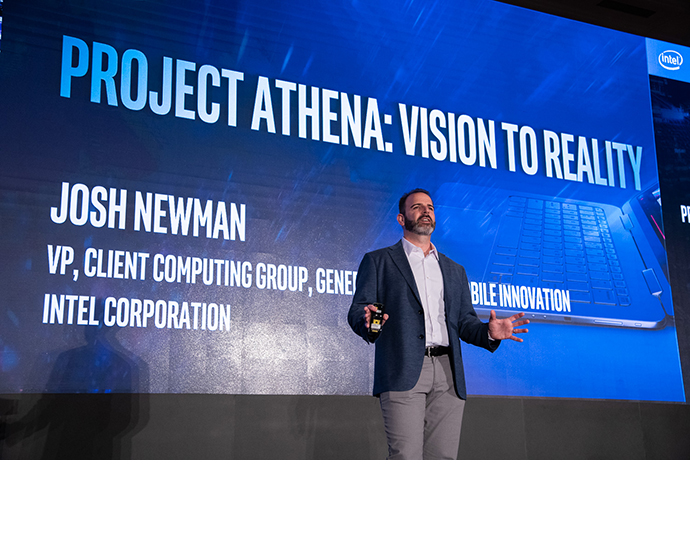 newman intel project athena