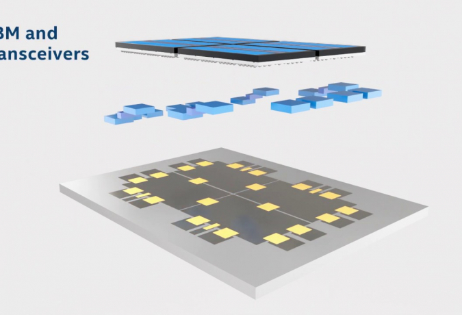 Co-EMIB, Intel's EMIB and Foveros Tech Together, Delivers High Bandwidth at Low Power