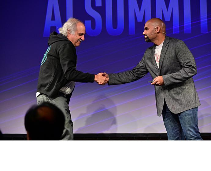 Intel AI Summit keynote Baidu 1