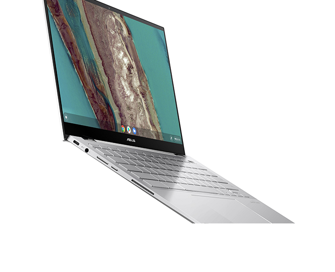 ASUS Chromebook Flip Intel Project Athena 1