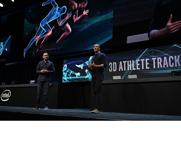 Intel 2020 CES Eaton Shenoy
