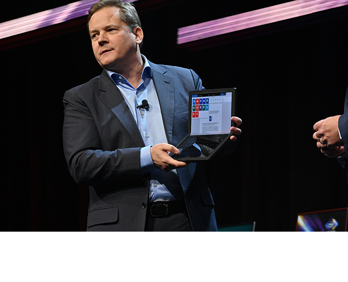 Intel 2020 CES Lenovo
