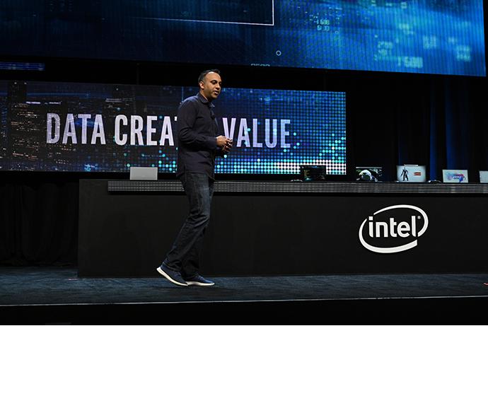 Intel 2020 CES Shenoy