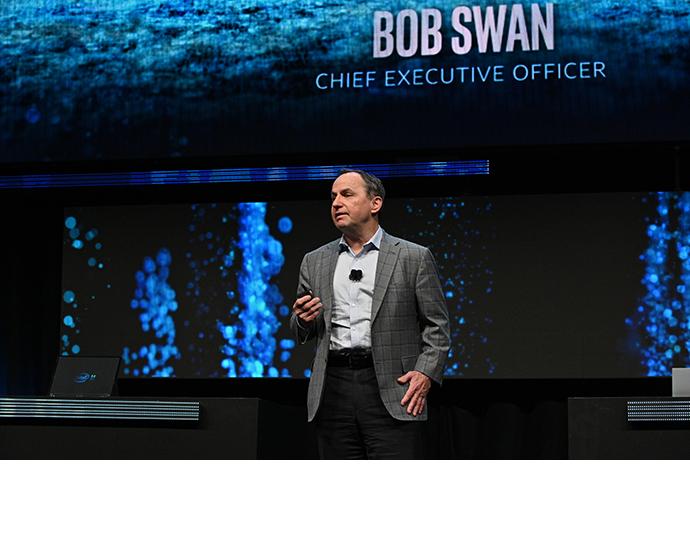 Intel 2020 CES Swan 1