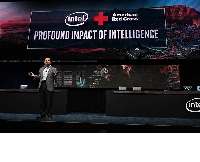 Intel 2020 CES Swan 2