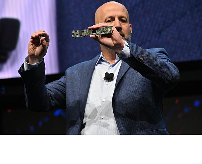 Intel 2020 CES Tiger Lake 1