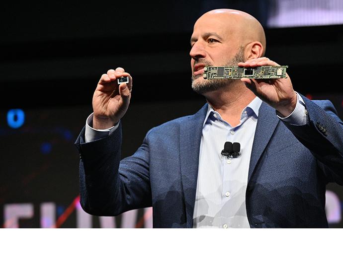 Intel 2020 CES Tiger Lake 2