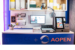 The Aopen Smart Parcel Kiosk solution demonstrates how seamlessl