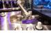 Ella, Crown Digital's Robotic Coffee Barista, incorporates art