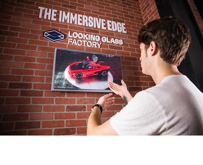 Intel 2020 NRF Looking Glass