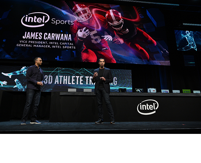 Intel CES 2020 True View 1