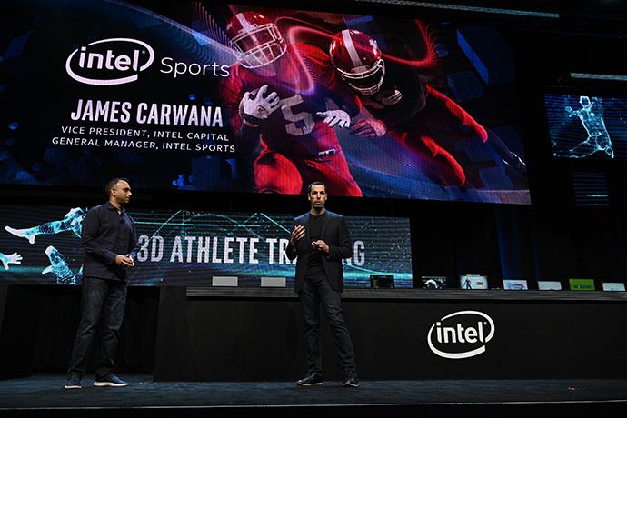 Intel CES 2020 True View 1