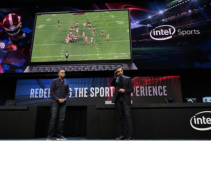 Intel CES 2020 True View 2