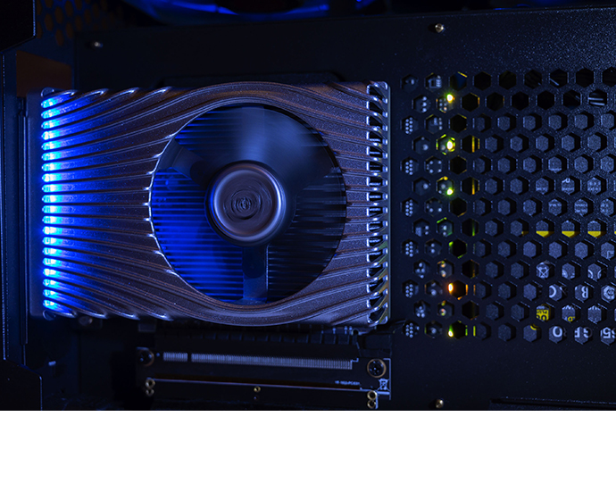Intel DG1 SDV 4