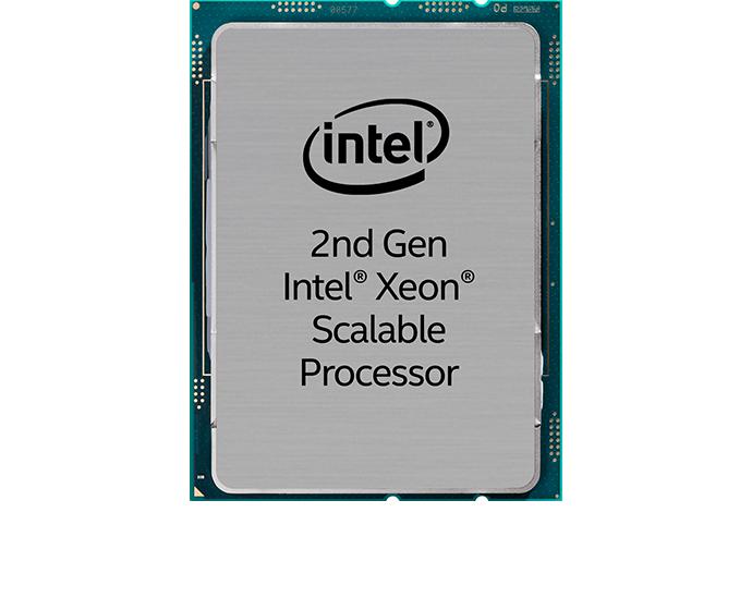 Intel 2nd gen Xeon Scalable