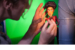 Laika Stop Motion Animator Rachelle Lambden expertly animates Ad