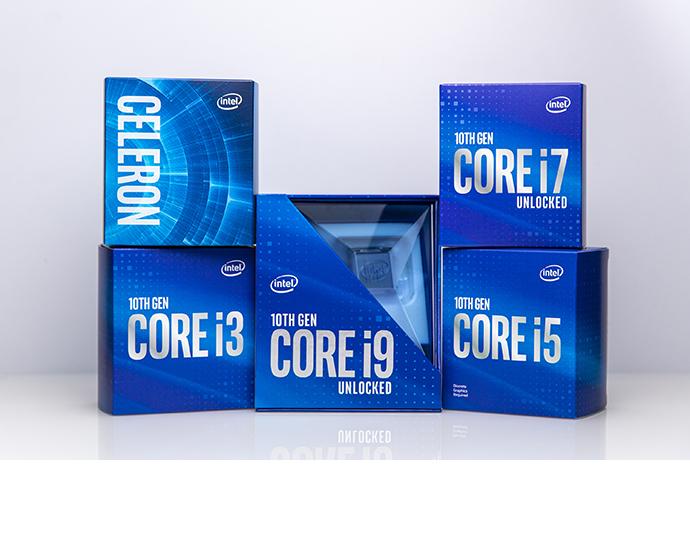 Intel 10th Gen Family 1
