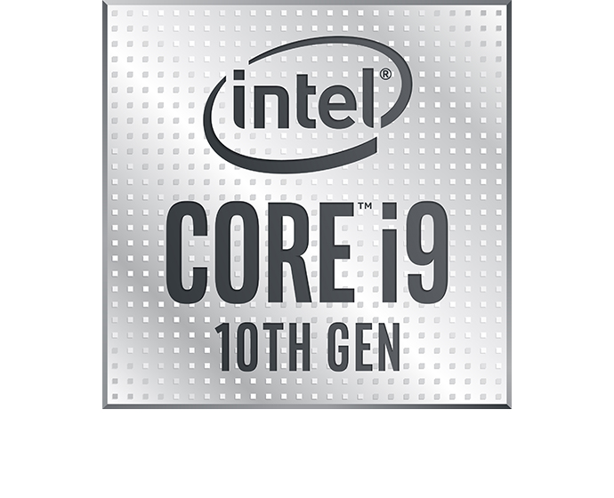 Intel 10thgen i9 badge