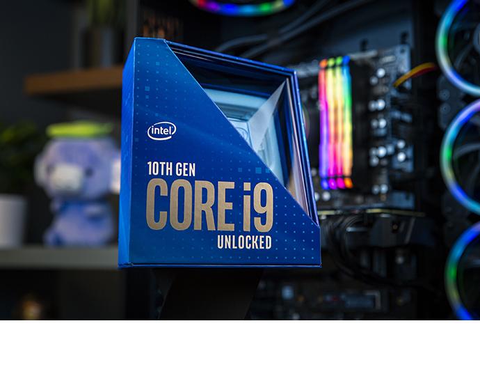 Intel i9 10900K 1