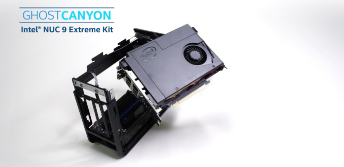 Ghost Canyon Intel NUC 9 Extreme Kit