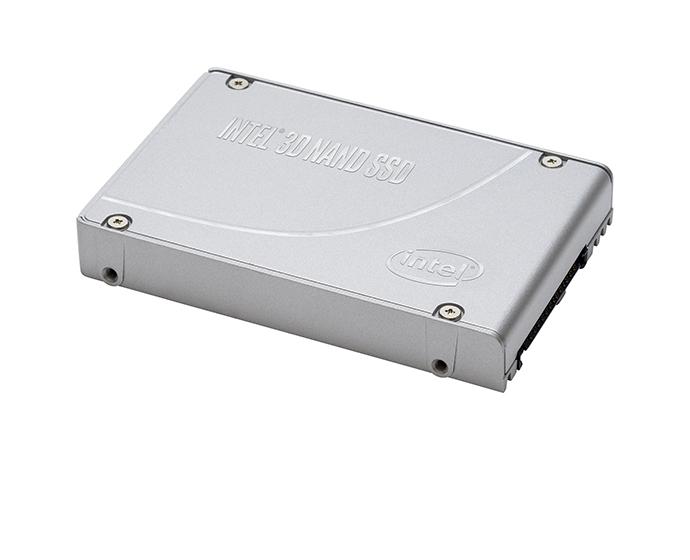 Intel 3D NAND SSD D7 P5500 flat