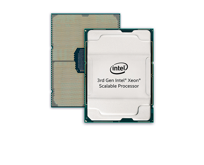 Intel 3rd Gen Xeon Scalable composite