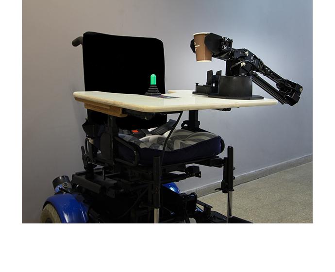 Intel ALYN Hospital Robotic 3