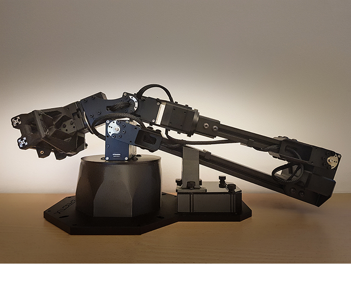 Intel ALYN Hospital Robotic 4