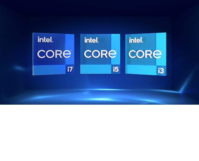 Intel 11th Gen Core Badges