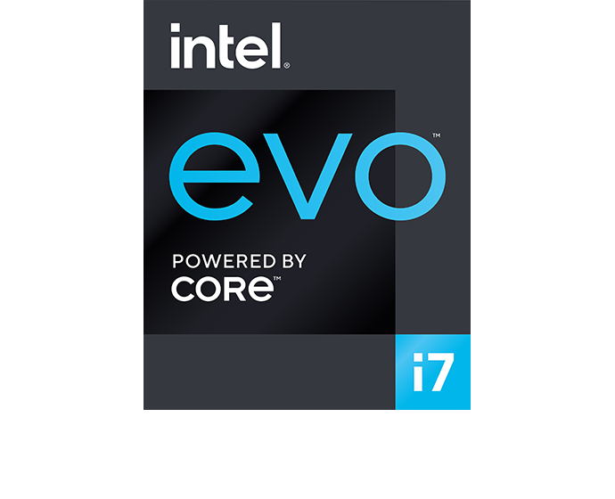 Intel Evo Platform Badge i7