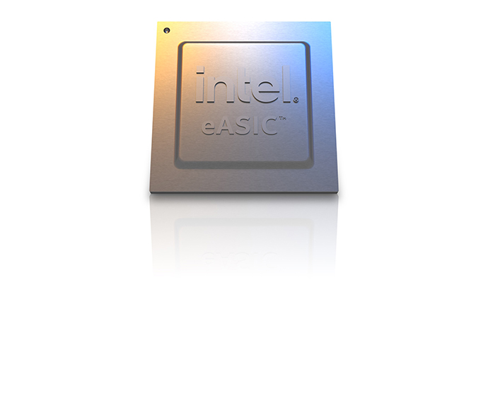 Intel Diamond Mesa eASIC 2