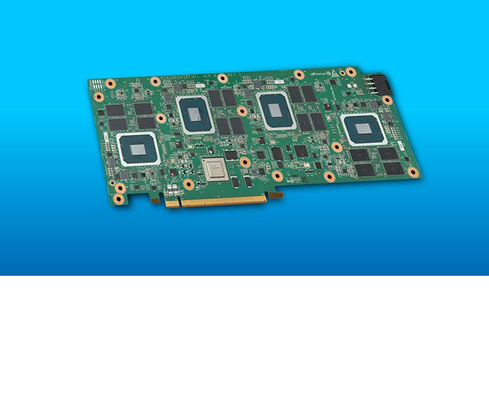 Intel H3C XG310 PCIe card 1