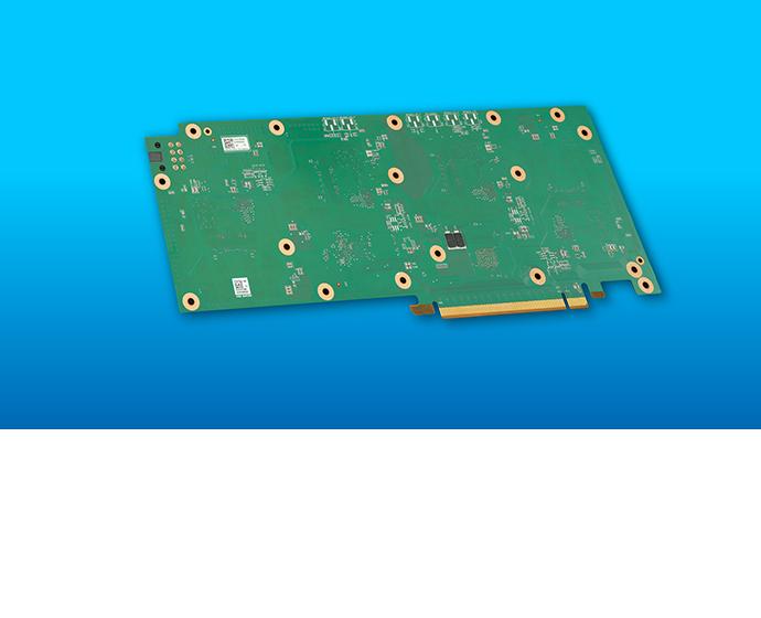 Intel H3C XG310 PCIe card 5