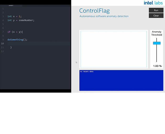 Intel Labs ControlFlag 1