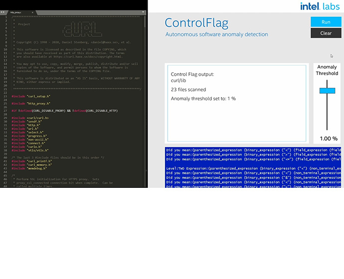 Intel Labs ControlFlag 2